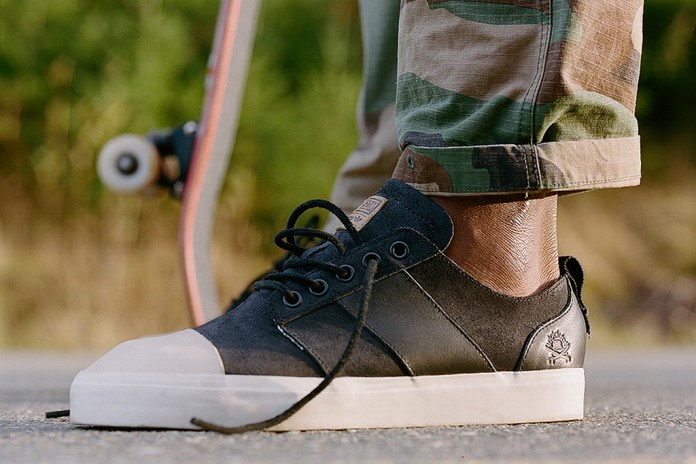 Ransom by adidas Originals 2012 Fall/Winter Army TR Low