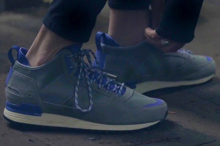 Ransom by adidas Originals 2012 Fall/Winter Military Trail Runner Video