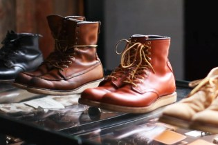 Red Wing Shoes Amsterdam: Shoe Care