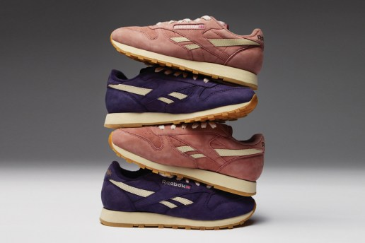 Reebok Classic 2012 Fall/Winter Lookbook