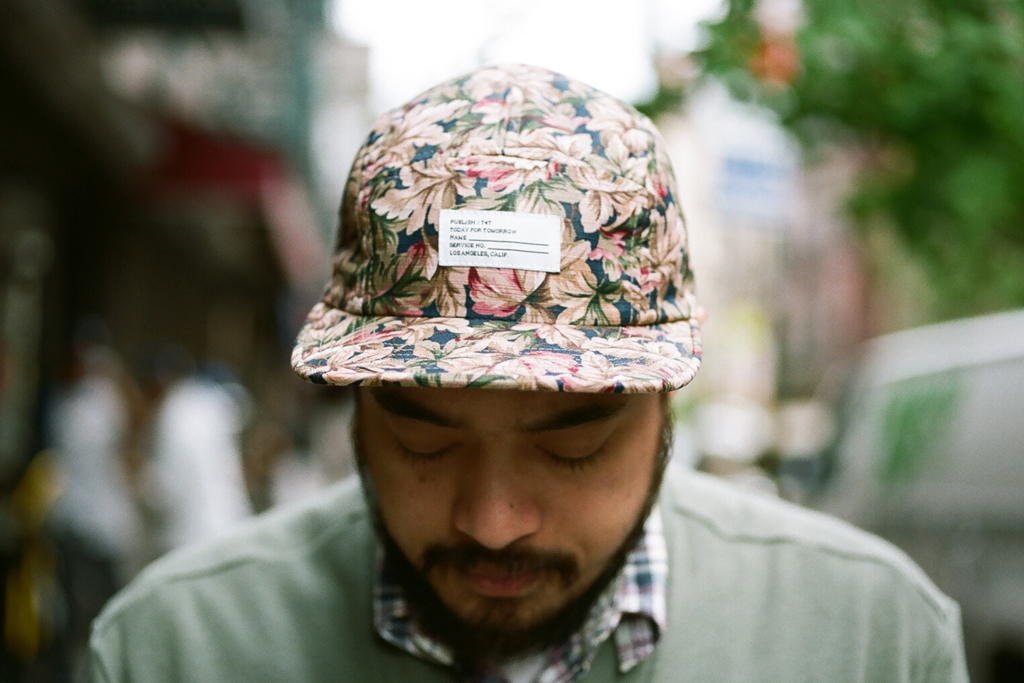 "Reed Space x KICKSHI x Publish 2012 Summer ""Good Moods"" Cap Collection"