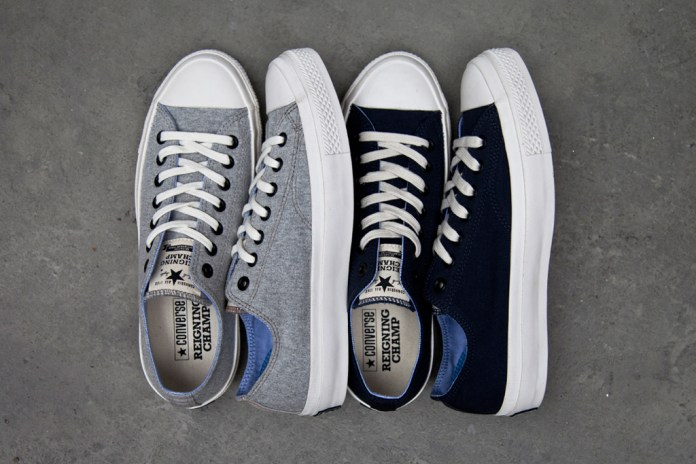 Reigning Champ x Converse Chuck Taylor All-Star