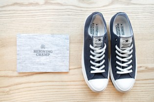 Reigning Champ x Converse Chuck Taylor All-Star Release @ HAVEN Toronto