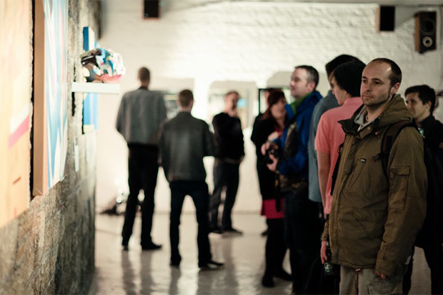 "Remi Rough ""How To Use Colour & Manipulate People"" @ Unit 44 Exhibition Recap"