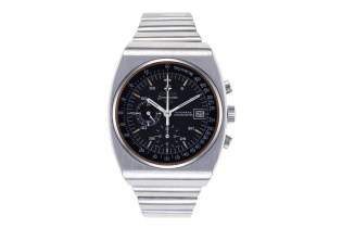 Retrospect: 1970's Omega Stainless Steel Speedmaster 125