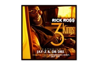 Rick Ross featuring Dr. Dre & Jay-Z – 3 Kings