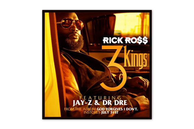 rick ross featuring dr dre jay z 3 kings