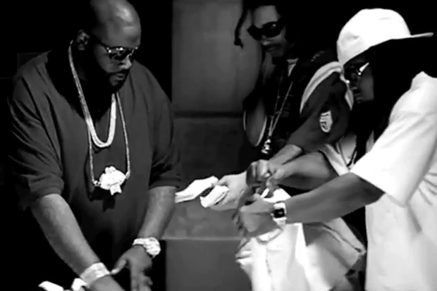 Rick Ross featuring Jay-Z & Dr. Dre - 3 Kings | Video