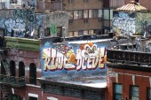 """RIME, DCEVE & TOPER Pay Homage to """"Wild Style"""" with Chinatown Piece"""