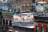 "RIME, DCEVE & TOPER Pay Homage to ""Wild Style"" with Chinatown Piece"
