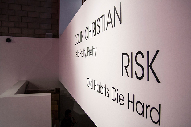 risk old habits die hard exhibition corey helford gallery recap