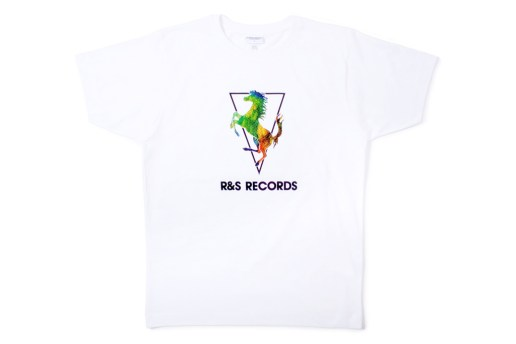 R&S Records x Firmament 2012 T-Shirt Collection