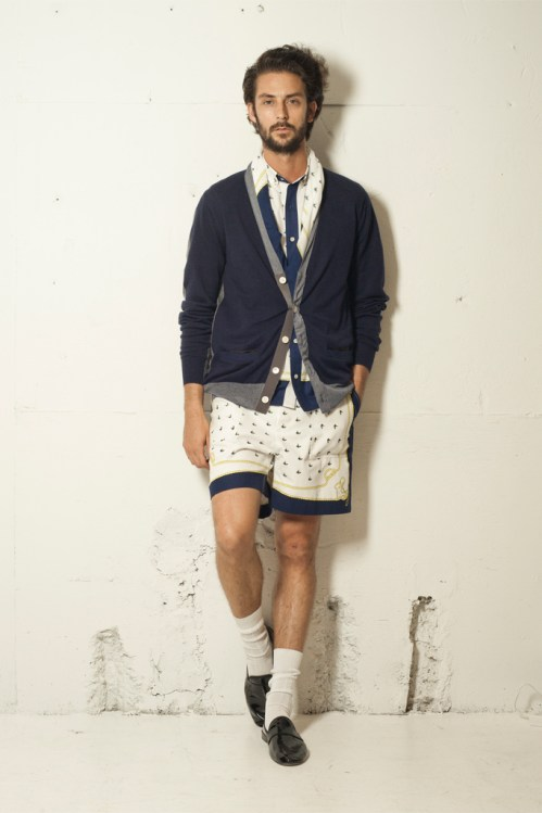 sacai 2013 Spring/Summer Preview