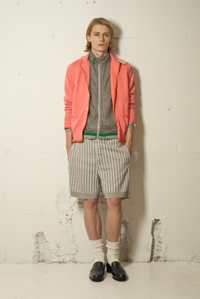 sacai 2013 spring summer preview