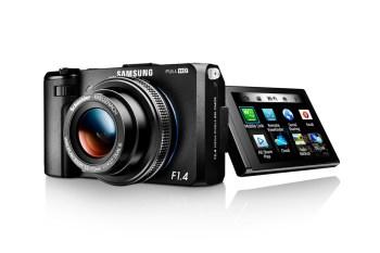 Samsung EX2F Camera