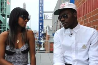 Santigold & Theophilus London Answer Fan-Asked Questions