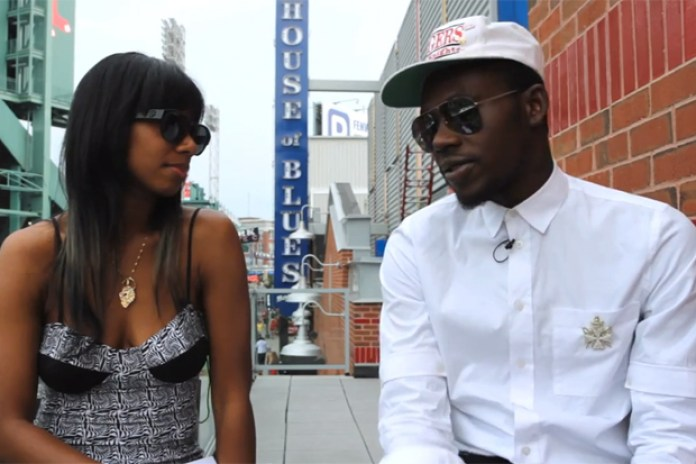 Santigold & Theophilus London Answer Fan-Asked Questions