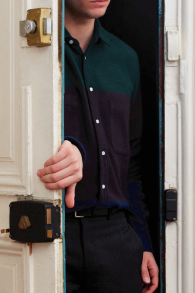 Sidian, Ersatz & Vanes 2012 Fall/Winter Lookbook