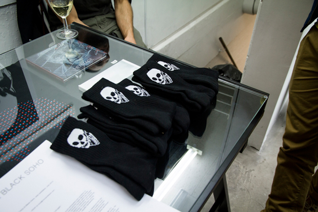 skullphone london xx12 exhibition ivory black soho recap