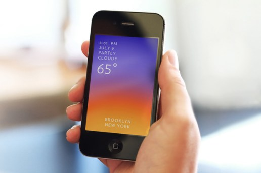 SOLAR for iPhone: The Design-Driven Weather App