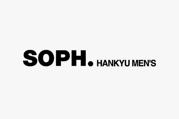 SOPH.HANKYU MEN'S OSAKA Store Opening