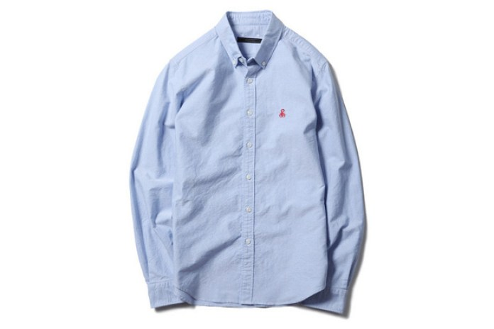 SOPHNET. 2012 Spring/Summer COTTON OXFORD B.D. SHIRT
