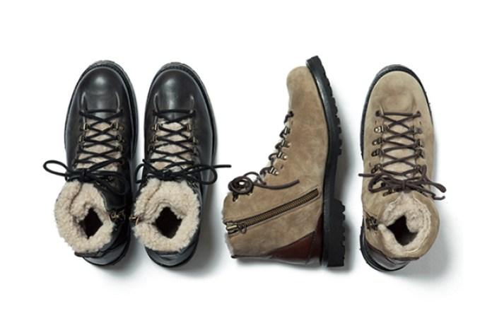 SOPHNET. x Buttero 2012 Fall/Winter Hiking Boot