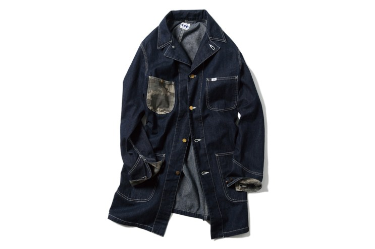 SOPHNET. x Lee 2012 Fall/Winter Collection
