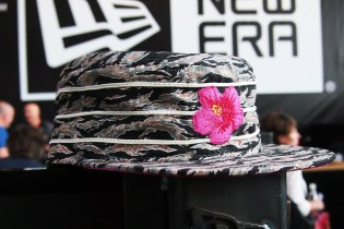 Bread & Butter: Sport & Street x New Era 2012 Tiger Camo Pillbox Hat