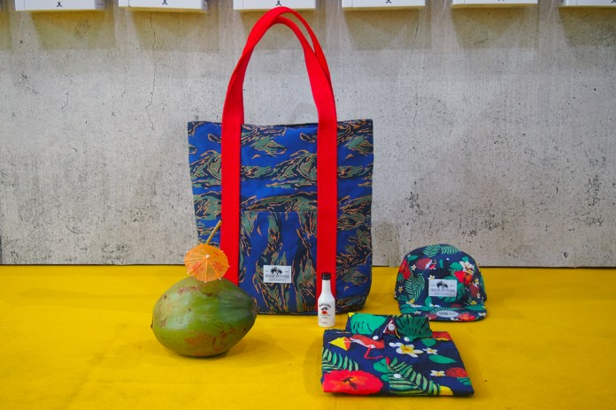 """Bread & Butter: Sport & Street x WeSC 2012 """"HOUSE OF FLORA"""" Capsule Collection"""
