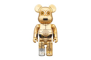 Star Wars x Medicom Toy 400% C-3PO Bearbrick