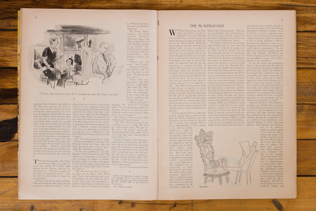 """Steinberg, Saul. The New Yorker. New York, 1945–2000."" Retrospect Exhibition @ Yale Union"