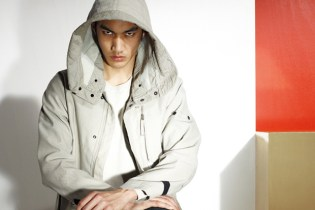 Stone Island Shadow Project 2012 Fall/Winter Lookbook
