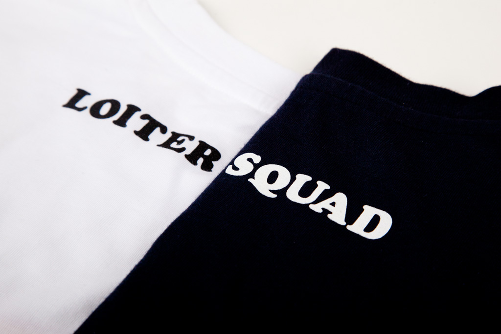 adult swim x storm loiter squad t shirt collection