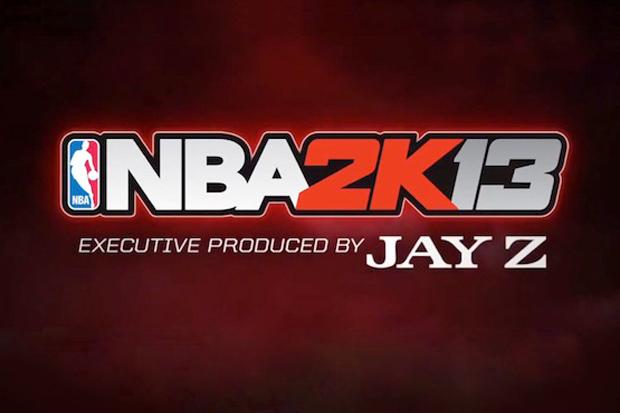 Stream the NBA 2K13 Soundtrack (Executive Produced by Jay-Z)