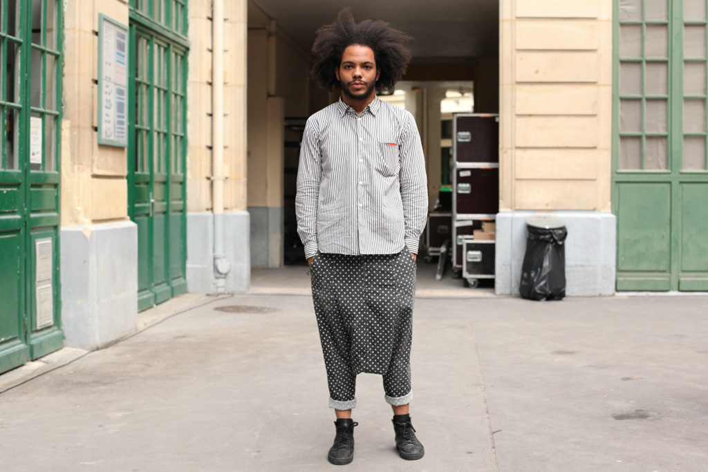 Streetsnaps: Dots & Stripes