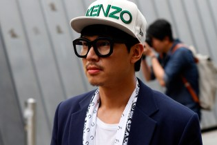Streetsnaps: Paris Fashion Week 2013 Spring/Summer Part 1