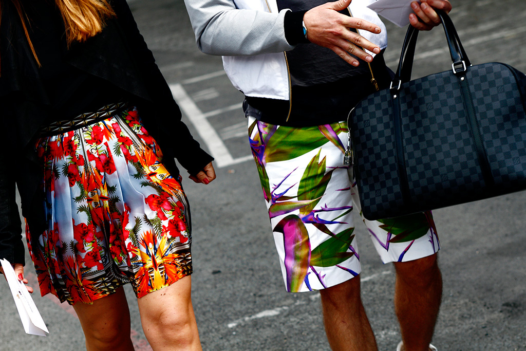 Streetsnaps: Paris Fashion Week 2013 Spring/Summer Part 3