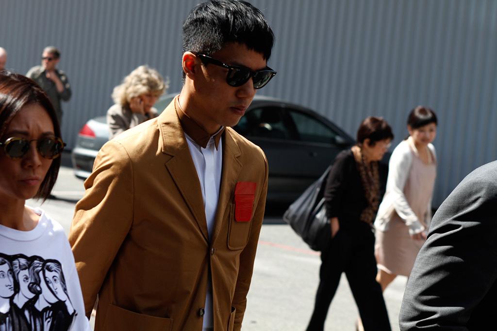 Streetsnaps: Paris Fashion Week 2013 Spring/Summer Part 3