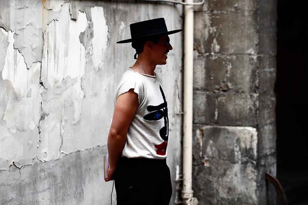 Streetsnaps: Paris Fashion Week 2013 Spring/Summer Part 4