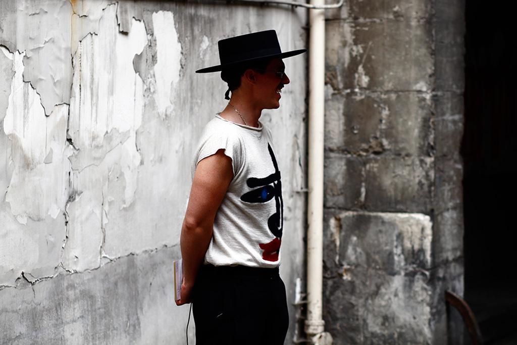 Streetsnaps: Paris Fashion Week 2013 Spring/Summer Part 4