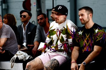 Streetsnaps: Paris Fashion Week 2013 Spring/Summer Part 5