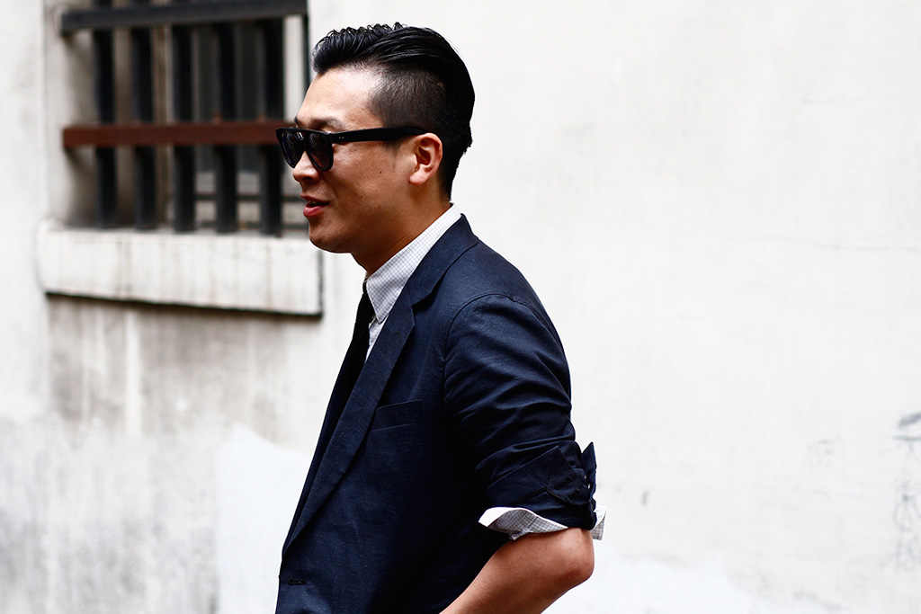 Streetsnaps: Paris Fashion Week 2013 Spring/Summer Part 5