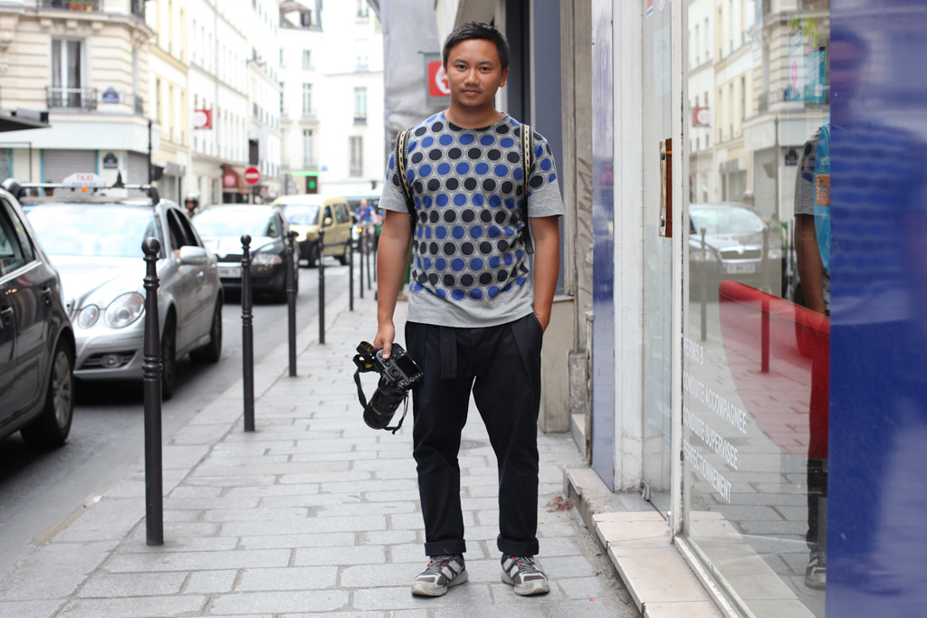 Streetsnaps: Tommy Ton