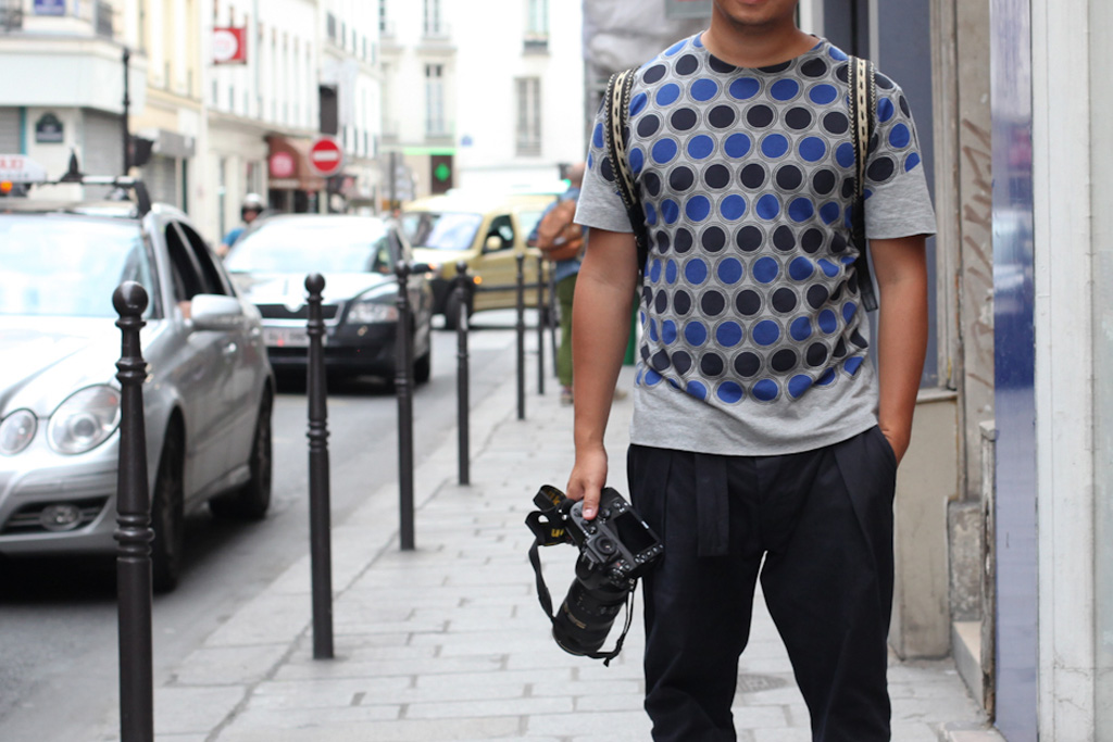Streetsnaps: Tommy Ton