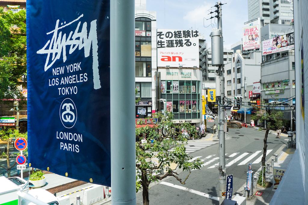 Stussy Osaka Minami Chapter Renewal Opening Recap