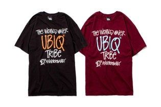 UBIQ x Stussy T-Shirt Collection