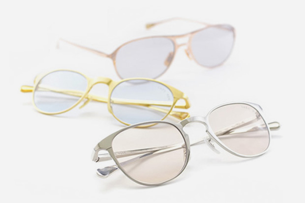 TAKAHIROMIYASHITA TheSololst. x Oliver Peoples 2012 3rd Collection