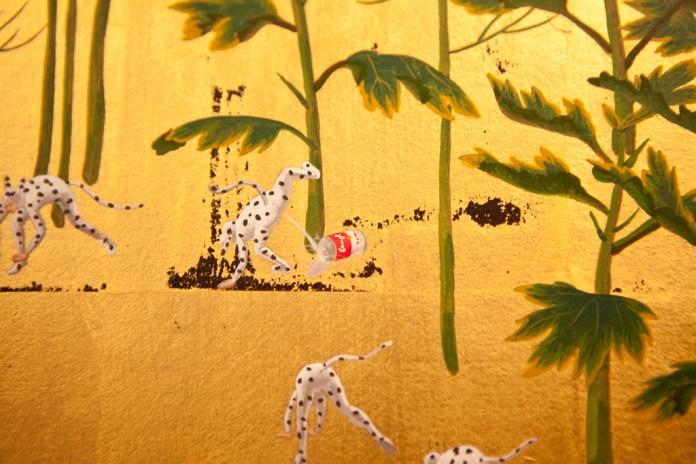 """Tat Ito """"Shinagawa Shinju"""" Exhibition @ Above Second"""