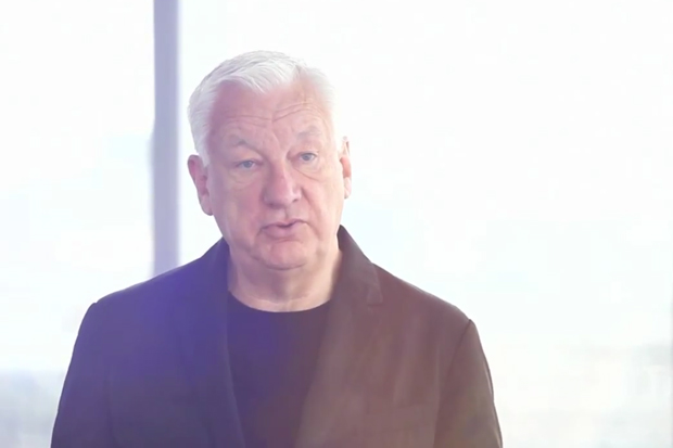 TateShots: Michael Craig-Martin on Educating Damien Hirst